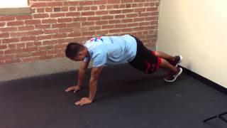 Plank Corkscrews- Sweat City