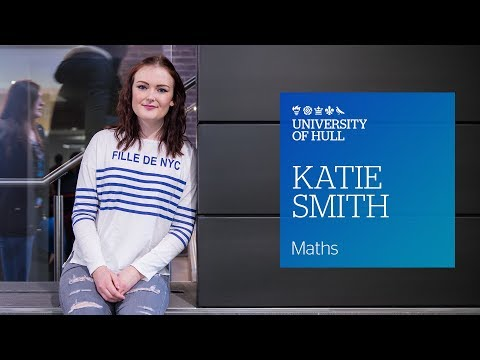 Katie Smith - Maths - University of Hull