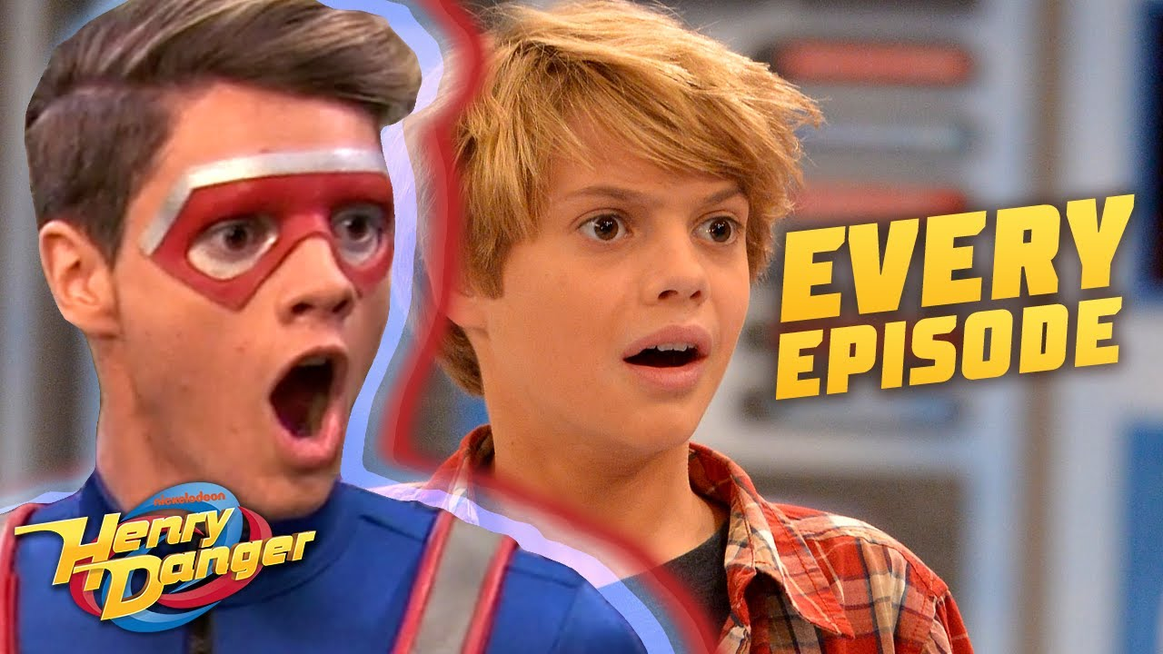 Download 1 Moment From EVERY Henry Danger Episode! | Henry Danger