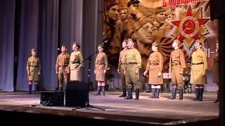 Праздничный концерт к 9 мая, поздравление ветеранов, тружеников тыла и детей войны