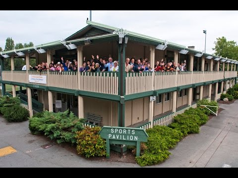Minoru Sports Pavilion Celebration and Farewell video