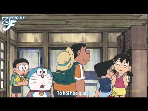 Doraemon  Khách sạn thời tiền sử & Hồn ma xuất hiện