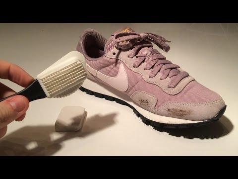 Suede schoenen schoonmaken | Sneakersenzo