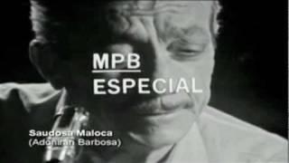 Baixar Adoniran Barbosa - Saudosa Maloca Ensaio Reedicao ®
