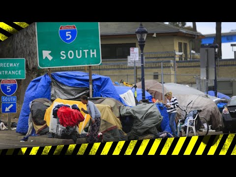 California Leads Nation in Poverty