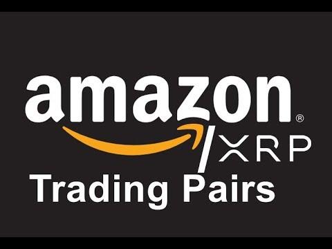 Amazon/XRP Facebook/XRP Google/XRP Trading Pairs Coming Soon