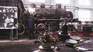 Chinese steam : Fuxin - industrial disease