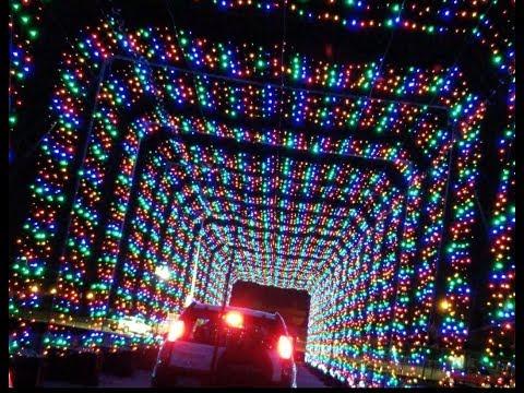 Magic Of Lights - Auto Club Speedway, Fontana CA