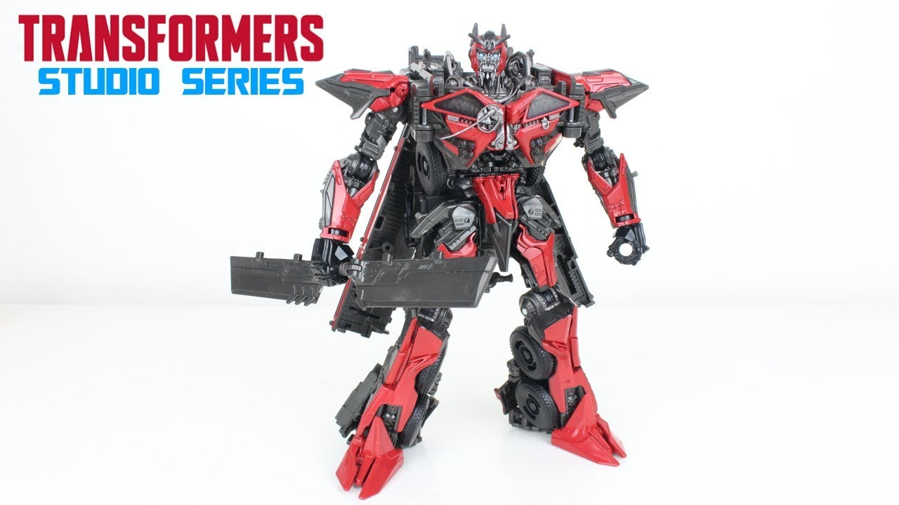 Studio Series SS-61 Voyager Class Sentinel Prime Review