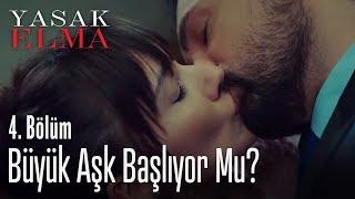 Alihan, Zeynep'i öptü - Yasak Elma 4. Bölüm