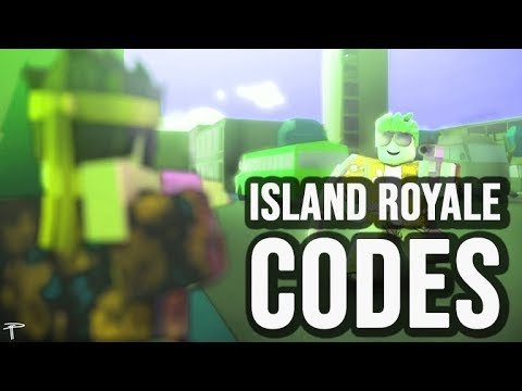 Roblox Island Royale Codes (August 2018) - YouTube
