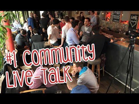 5 IDEEN LIVE am 02.04.2016 - Community Treffen LIVESTREAM aus Frankfurt
