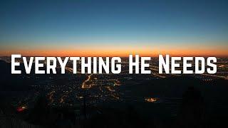 Carly Rae Jepsen - Everything He Needs (Lyrics)