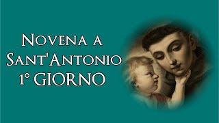 Novena a Sant'Antonio da Padova - 1° Giorno