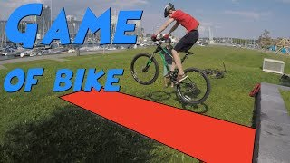 Game of Bike! #1 (bik, wheelie, course) | Flip It Guys
