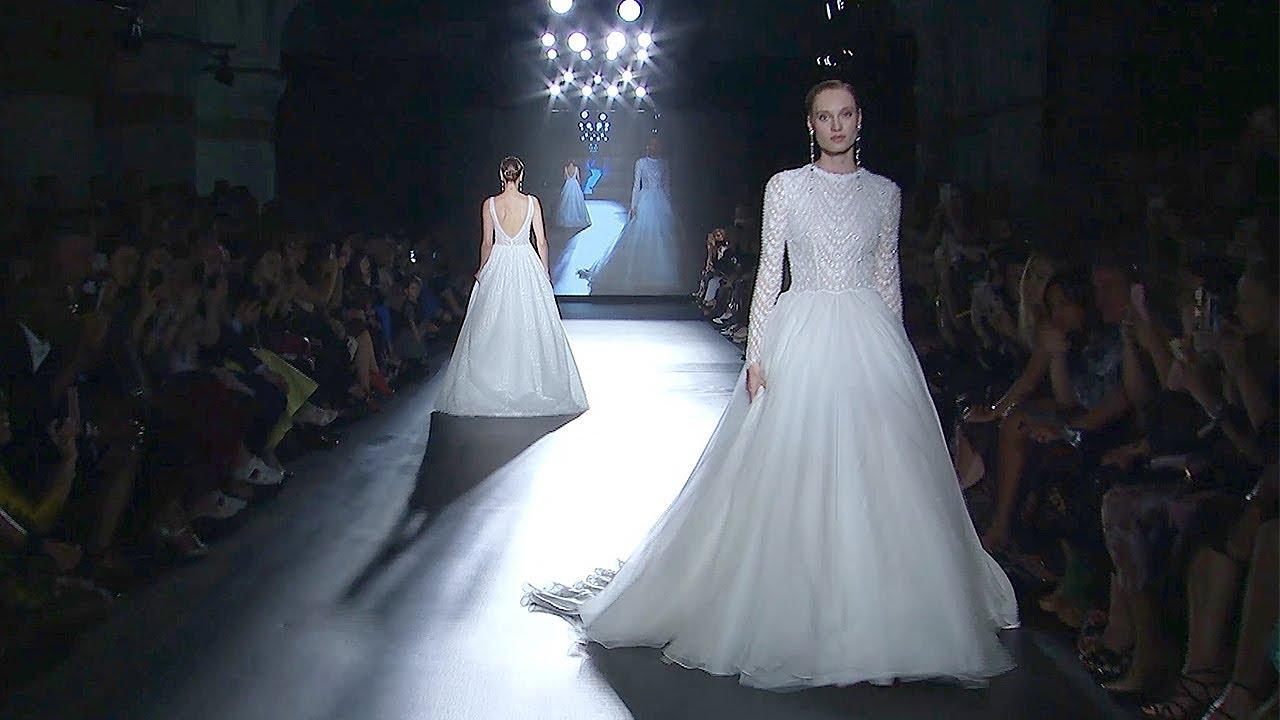 Rosa Clara Barcelona Bridal Fashion Week 2018 Exclusive Youtube