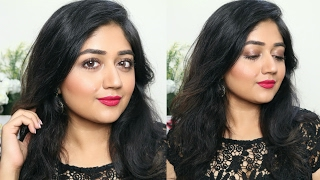 Easy Date Night Look : Makeup + Hair | Valentines Special | corallista