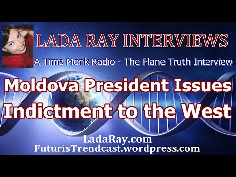 Moldova President Igor Dodon Issues Bold Indictment to the West