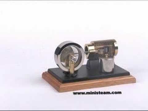 Stirling Engine Overview