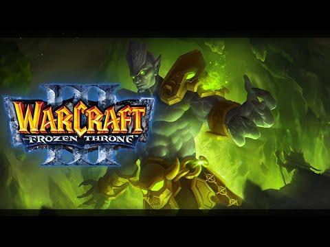 МЕСТЬ МАЛ'ГАНИСА! - ГИБЕЛЬ ДАЛАРАНА! - ДОП КАМПАНИЯ!(Warcraft III: The Frozen Throne)#5