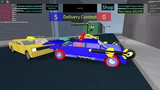 Roblox TSE 28- better future taxi and shopping cart