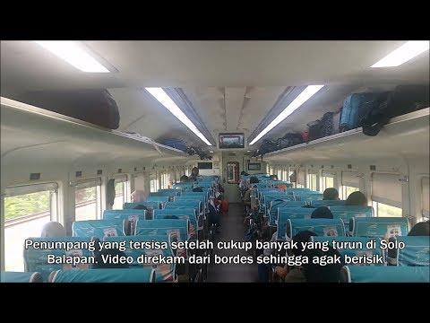 Lebih Murah Dari ATB, Trip Report KA Sancaka Pagi Surabaya   Yogyakarta