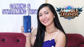 HUAWEI Y9 PRIME 2019- GAMING TEST & STREAMING TEST