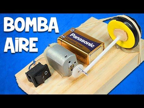 Como hacer una bomba de aire casera para tu acuario o - Bomba de calor aire agua precio ...