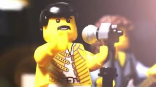 Queen Don´t Stop Me Now [Lego Animation] (Especial Video)