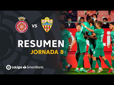 Girona Almeria Goals And Highlights