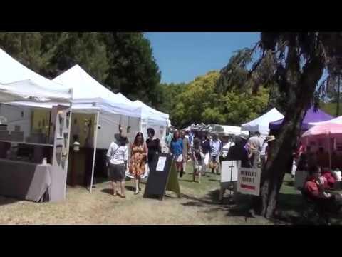 16. 2010 ACGA Clay & Glass Festival in Palo Alto, California