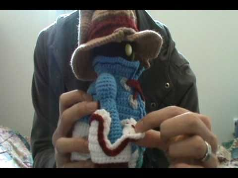 Amigurumi Vivi Free Patterns : Re: crocheted vivi doll youtube