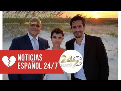 Juan Diego Botto se casa por sorpresa con la periodista Olga Rodríguez
