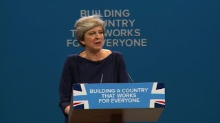 May: We are prepared if Brexit talks fail