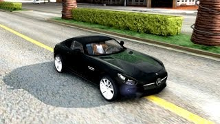 Mercedes SLC300 Grand Theft Auto San Andreas GtaInside - Interesting