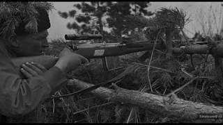 Дед - снайпер еще тот молодец