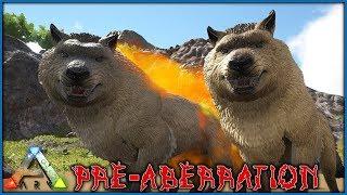 ARK: Pre-Aberration #23 🐉 DIRE WOLF RUDEL TAMING | Ark Survival Evolved [Deutsch]