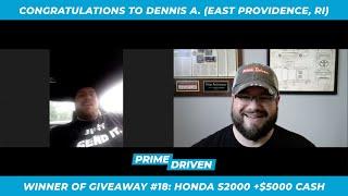 PRIMEDRIVEN Supercharged Honda S2000 #18 WINNER!