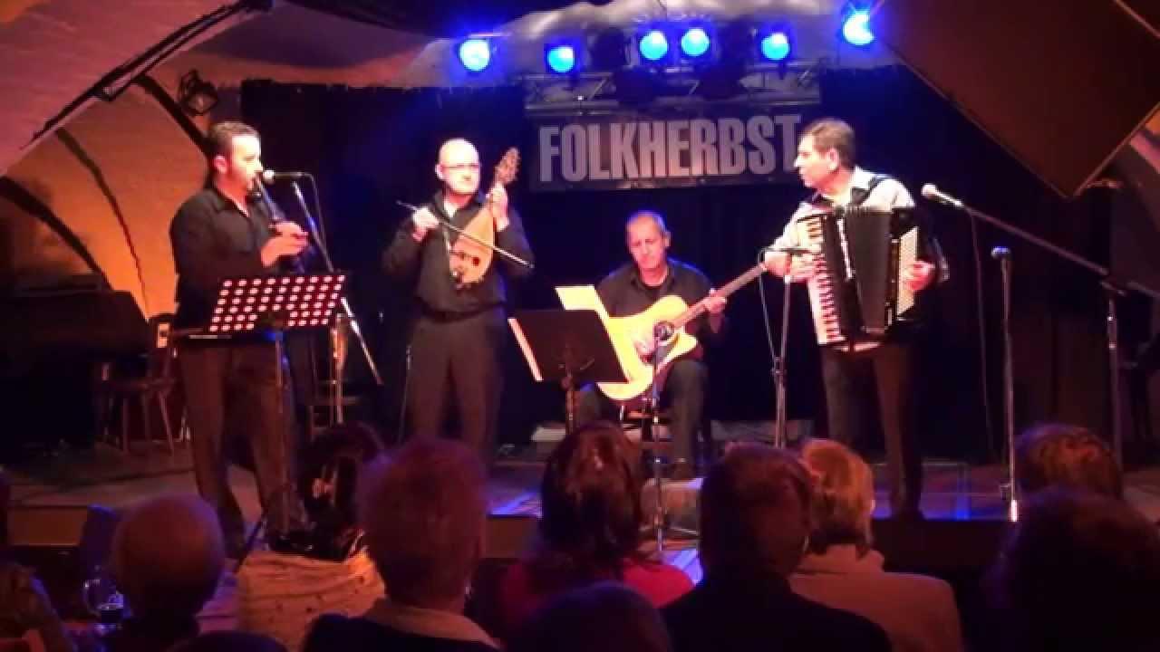 Petar Ralchev Quartet - Joke in 7/8 - Vugelbeerbaam - YouTube