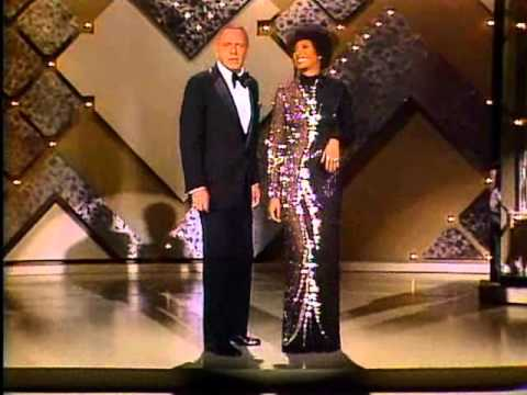 Frank Sinatra & Leslie Uggams  The lady is a tramp
