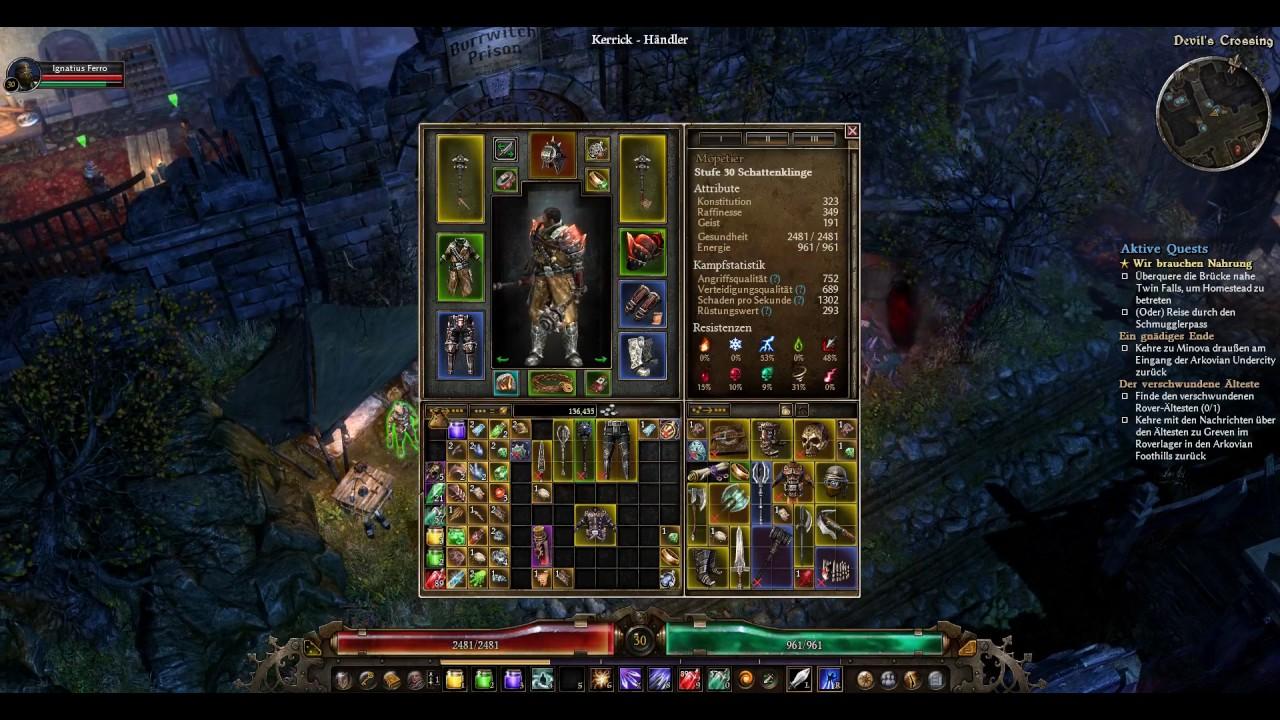 Grim Dawn Multiplayer #39