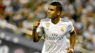 Casemiro 2018 -Defensive Skills & Tackles 2018 | HD