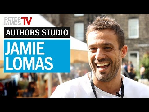 Peter James | Jamie Lomas | Authors Studio - Meet The Masters
