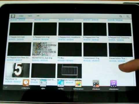 การใช้งานโปรแกรมดูรูปภาพและวีดีโอ