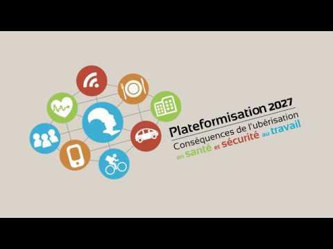 Vignette document Plateformisation 2027 : conséquences de l'ubérisation en santé et sécurité au travail