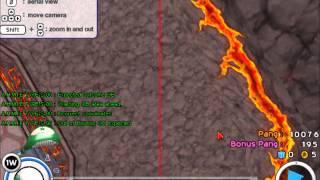 Pangya Superplay -42 Deep Inferno