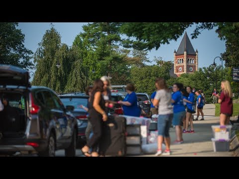 UNH Move-In Day 2018 #ThisIsUNH