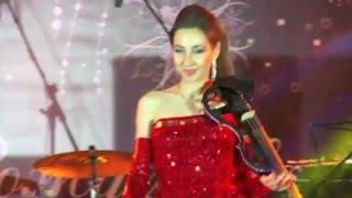 шоу Прима Скрипка на свадьбу- скрипачка на свадебный банкет, фуршет- развлекательная программа
