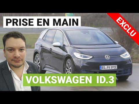 Volkswagen ID3 : on a pris le volant (et on en redemande) !