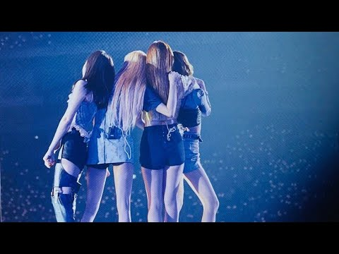 BLACKPINK - STAY + WHISTLE (DVD TOKYO DOME 2020)